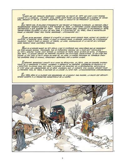 Page 1 Les maîtres de l'orge tome 2 (édition 2014)