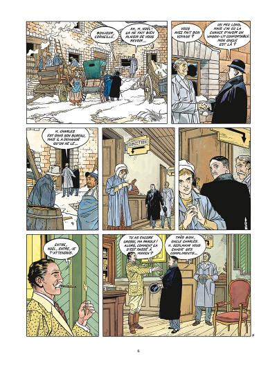 Page 2 Les maîtres de l'orge tome 2 (édition 2014)