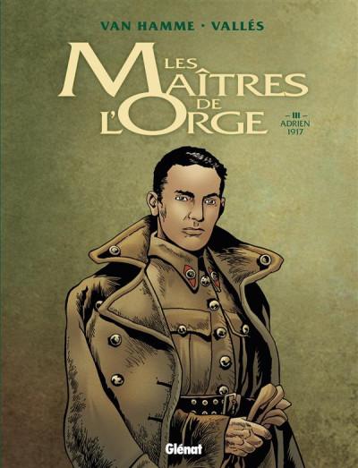 Couverture Les maîtres de l'orge tome 3 (édition 2014)