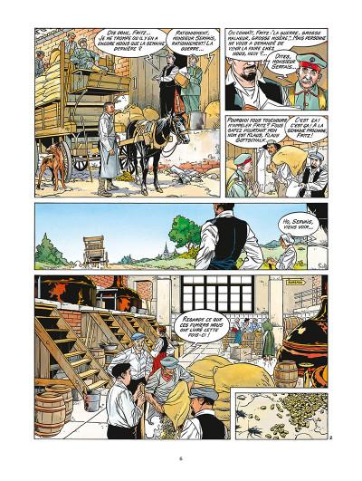 Page 2 Les maîtres de l'orge tome 3 (édition 2014)