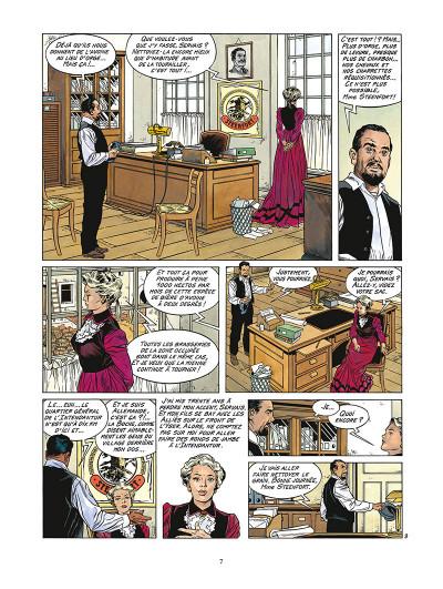 Page 3 Les maîtres de l'orge tome 3 (édition 2014)