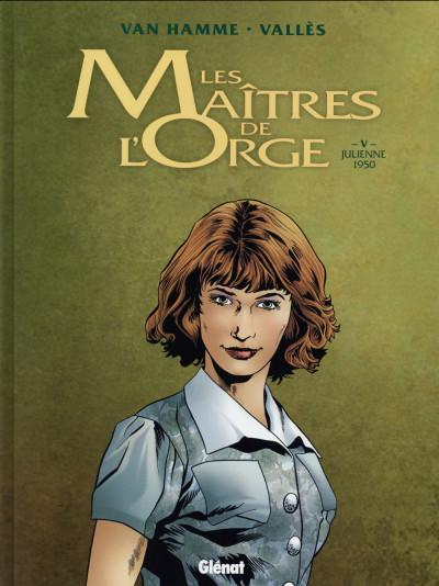 Couverture Les maîtres de l'orge tome 5 (édition 2014)