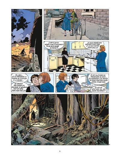 Page 2 Les maîtres de l'orge tome 5 (édition 2014)