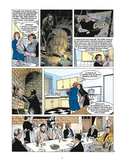 Page 3 Les maîtres de l'orge tome 5 (édition 2014)