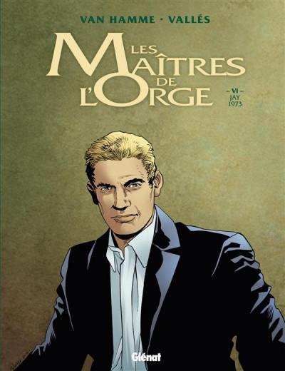 Couverture Les maîtres de l'orge tome 6 (édition 2014)
