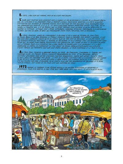 Page 1 Les maîtres de l'orge tome 6 (édition 2014)