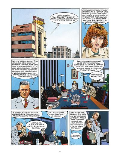 Page 4 Les maîtres de l'orge tome 6 (édition 2014)