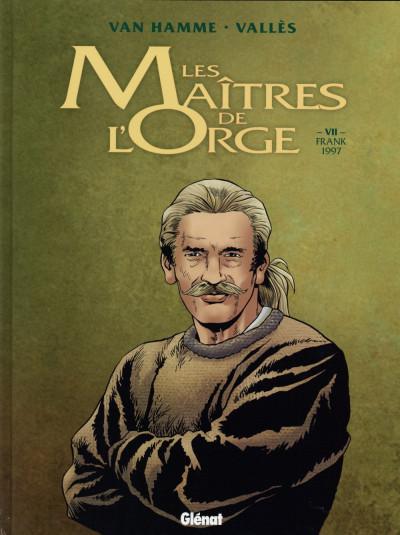 Couverture Les maîtres de l'orge tome 7 (édition 2014)