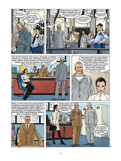 Page 2 Les maîtres de l'orge tome 7 (édition 2014)