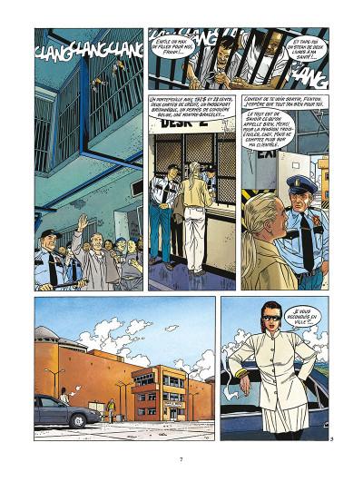 Page 3 Les maîtres de l'orge tome 7 (édition 2014)
