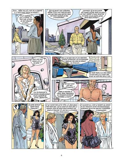 Page 4 Les maîtres de l'orge tome 7 (édition 2014)