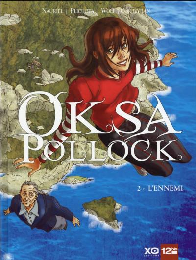 Couverture Oksa Pollock tome 2