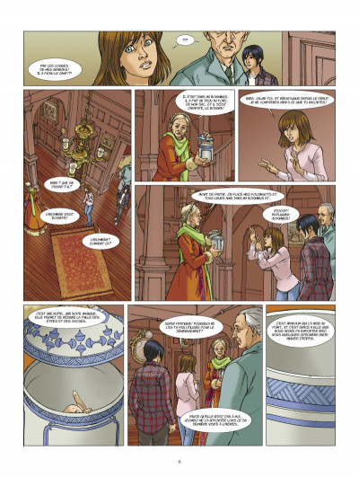 Page 4 Oksa Pollock tome 2