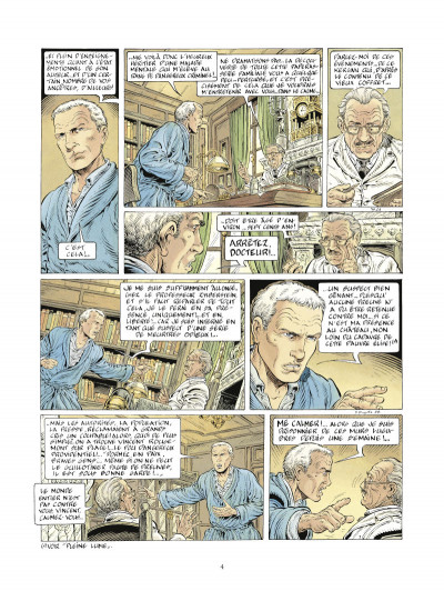 Page 2 Le prince de la nuit tome 4 - édition 2015 - Le Journal de Maximilien