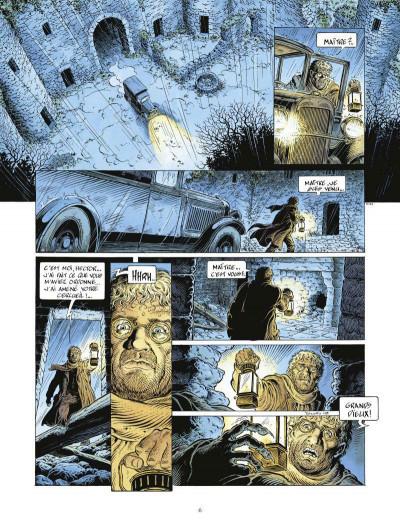 Page 4 Le prince de la nuit tome 4 - édition 2015 - Le Journal de Maximilien