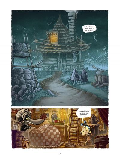Page 1 Alice au pays des singes tome 3