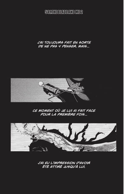 Page 6 Bleach tome 61 - the last 9 days