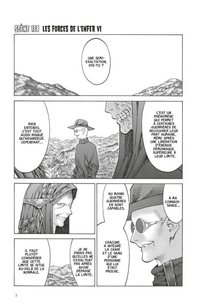 Page 6 Claymore tome 25