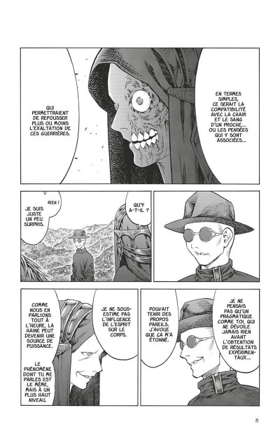Page 7 Claymore tome 25