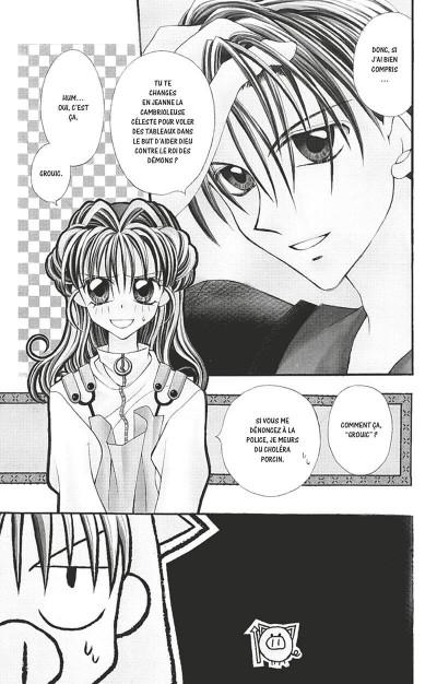 Page 4 Kamikaze kaito jeanne tome 4