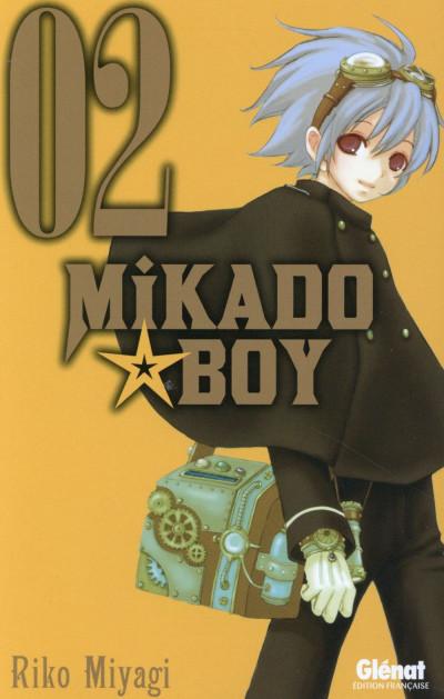 image de Mikado boy tome 2