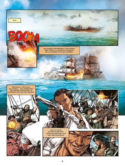 Page 3 L'art du crime tome 3