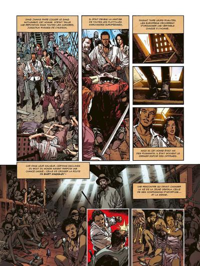 Page 4 L'art du crime tome 3