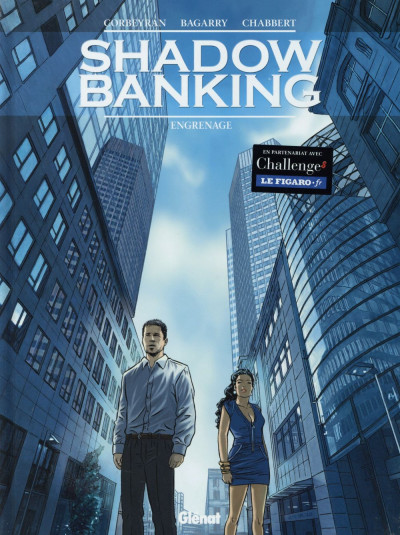 Couverture Shadow banking tome 2