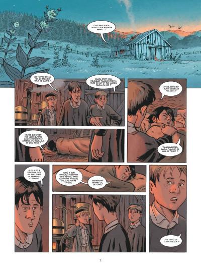 Page 1 L'apache & la cocotte tome 1