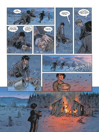 Page 3 L'apache & la cocotte tome 1