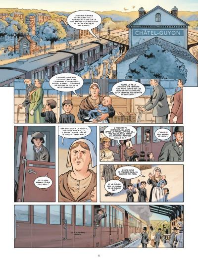 Page 4 L'apache & la cocotte tome 1