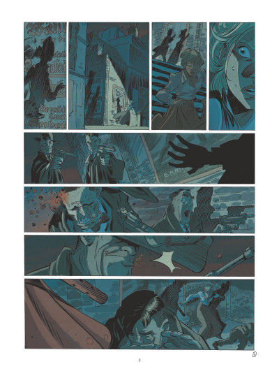 Page 1 Silas Corey tome 4
