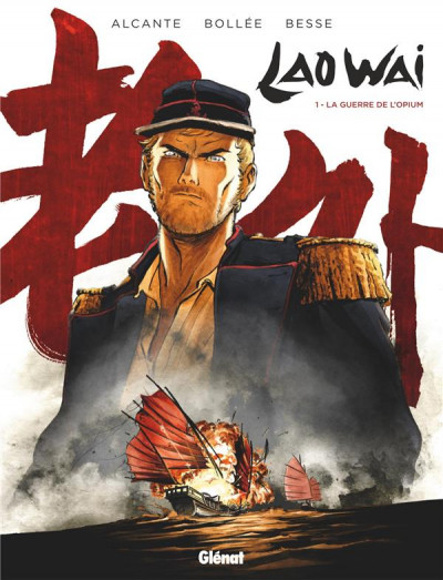 Couverture Laowai tome 1