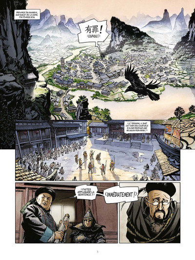 Page 6 Laowai tome 1