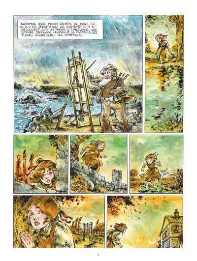 Page 1 Les grands peintres : Claude Monet