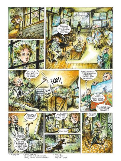 Page 2 Les grands peintres : Claude Monet