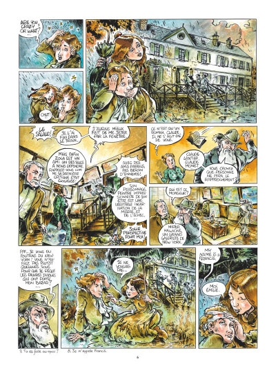 Page 4 Les grands peintres : Claude Monet