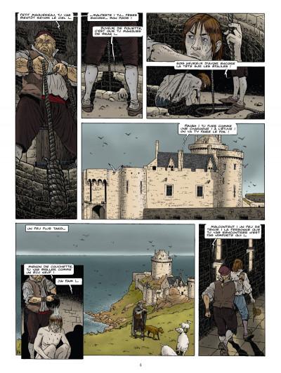 Page 2 Les chemins de malefosse tome 23