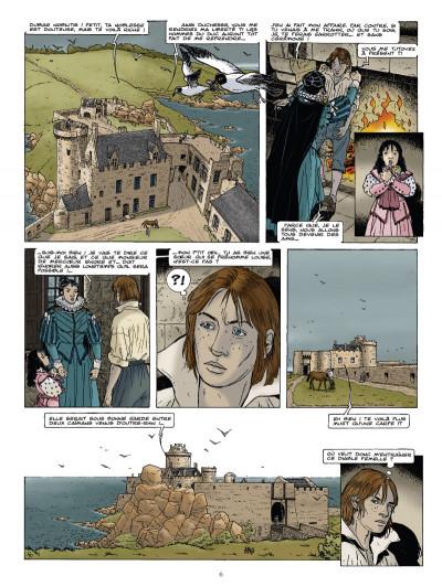 Page 4 Les chemins de malefosse tome 23