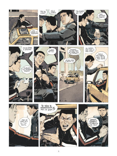 Page 3 Jeu d'ombres tome 2
