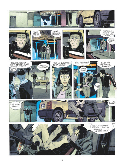 Page 4 Jeu d'ombres tome 2
