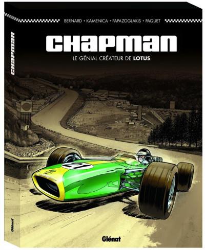 image de Chapman - Coffret Tomes 1 à 3
