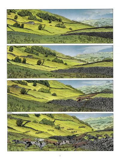 Page 1 Les pionniers du nouveau monde - intégrale tome 9 à tome 12