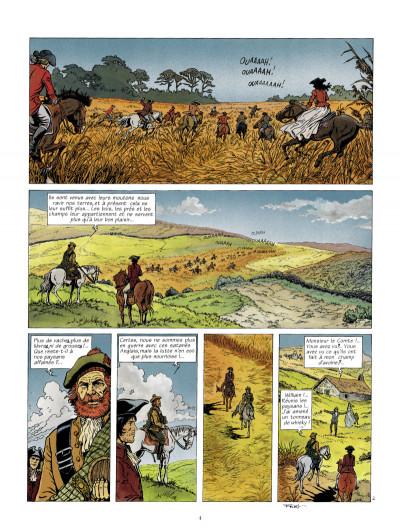 Page 2 Les pionniers du nouveau monde - intégrale tome 9 à tome 12