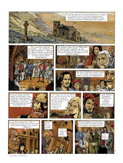 Page 3 Les pionniers du nouveau monde - intégrale tome 9 à tome 12