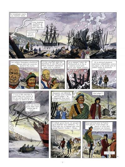 Page 4 Les pionniers du nouveau monde - intégrale tome 9 à tome 12