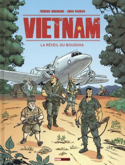 image de Vietnam tome 2 - Le Réveil du Bouddha