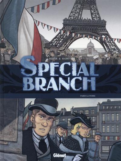 image de Special branch tome 5 - Paris la noire