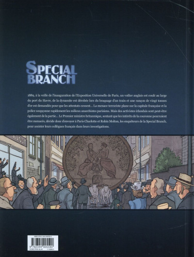 Dos Special branch tome 5