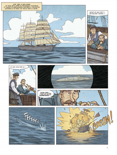 Page 1 Special branch tome 5